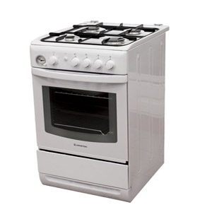 Плита Hotpoint-Ariston C34S G37(W)RU/HA